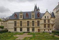 Hotel de Sens, Parigi Immagini Stock