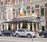 Hotel de Shelbourne, Dublin fotos de stock royalty free