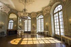 Hotel de Soubise,档案nationales,巴黎,法国 免版税库存照片