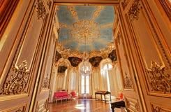 Hotel de Soubise, Archiv nationales, Paris, Frankreich Lizenzfreie Stockfotografie