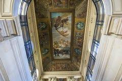 Hotel de Soubise, archives nationales, Paris, France Royalty Free Stock Photos