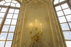 Hotel de Soubise, archives nationales, Paris, France Royalty Free Stock Images