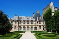 Hotel de Sully mansion in Paris Royalty Free Stock Photos