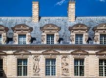 Hotel de Sully París Francia Fotos de archivo libres de regalías