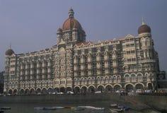 Hotel de Taj Mahal Imagen de archivo libre de regalías