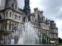 Hotel de Ville Immagine Stock