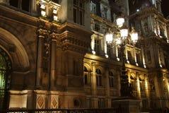Hotel de Ville Stock Images