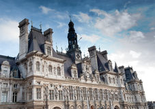 Hotel de Ville Royalty Free Stock Photography