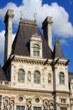 Hotel de Ville Royalty Free Stock Image