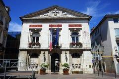 Hotel de Ville royalty free stock photos