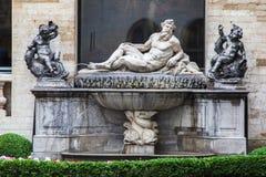 Hotel de Ville Brussels Belgium Stock Photos
