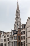 Hotel de Ville Brussels Belgium Royalty Free Stock Photography