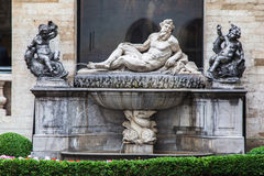 Hotel de Ville Bruxelas Bélgica Fotos de Stock