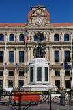 Hotel de ville Cannes Stock Image