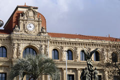 Hotel de ville of Cannes Royalty Free Stock Photo