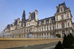 Hotel de Ville. Royalty Free Stock Photos