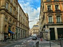 Hotel de ville, ciudad vieja de Lyon, Francia de Lyon Fotografía de archivo libre de regalías