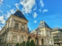 Hotel de ville ciudad vieja de Lyon, Lyon, Francia Imágenes de archivo libres de regalías