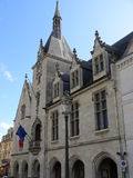 Hotel de ville, Libourne ( France ) Royalty Free Stock Photos
