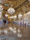 Hotel de ville Lyon terreau place de l'opéra royalty free stock photography
