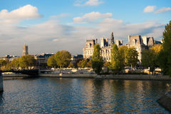 Hotel de Ville Royalty Free Stock Photo