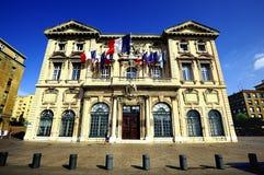Hotel de Ville, Marseille Royalty Free Stock Photo