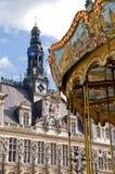 Hotel de Ville in Paris. (City Hall) Stock Images
