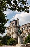 Hotel de Ville in Paris Royalty Free Stock Image