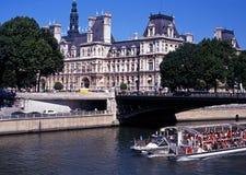 Hotel de Ville, Paris. Stock Image