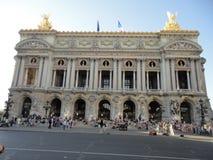Hotel de Ville in Paris stock photography