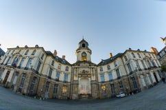 Hotel de ville Rennes Stock Photos