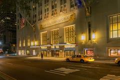 Hotel de Waldorf Astoria Fotografía de archivo