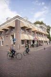 Hotel de wereld en Wageningen Imagen de archivo