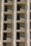 Hotel on the Dead sea Stock Photo