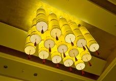 Hotel decoration stock image
