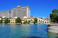 Hotel del Caesars Palace en Las Vegas, Estados Unidos Imagenes de archivo