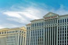 Hotel del Caesars Palace, Vegas Fotografia Stock Libera da Diritti