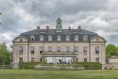 Hotel del castillo de Orenas Foto de archivo