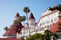 Hotel Del Coronado Stockbild