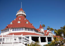 Hotel Del Coronado Stock Photos