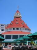 Hotel Del Coronado Imagen de archivo