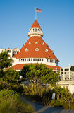 Hotel del Coronado Royalty Free Stock Images