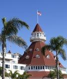 Hotel Del Coronado stockfoto