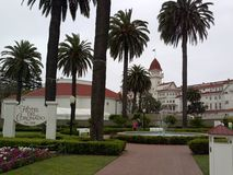 Hotel Del Coronado Fotografia Stock