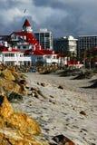 Hotel Del coronado Obraz Royalty Free