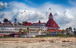 Hotel Del Coronado photo stock
