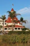 Hotel Del Coronado, Californië Royalty-vrije Stock Foto