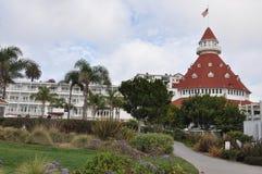 Hotel del Coronado in California Stock Image