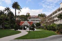 Hotel del Coronado in California Stock Photos
