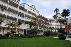 Hotel del Coronado in California Royalty Free Stock Images
